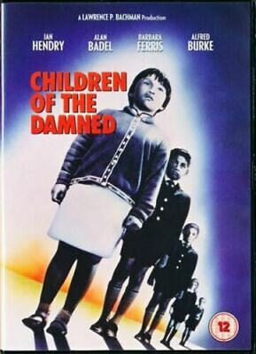 Children Of The Damned (DVD, 2006) Ian Hendry, Alan Badel. New Factory Sealed • 4.99£