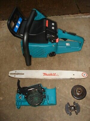 Makita DCS 340 Petrol Chainsaw.Runner For SPARES / SPARE PARTS / EASY REPAIR • 85£