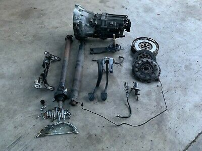 AU808.88 • Buy BMW E90 E91 3 Series N46 - 6 Speed Manual Gearbox Conversion Swap Kit 318i 320i