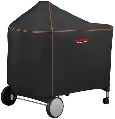 $ CDN55.69 • Buy 48.5  BBQ Grill Cover For 22  Weber Performer Deluxe & Premium Charcoal Grills