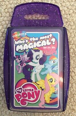 My Little Pony Top Trumps Card Game • 10£