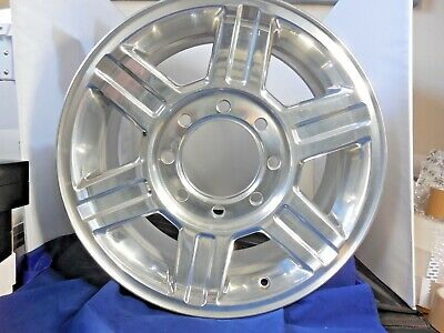 AU245.12 • Buy 17  X 8  DODGE TRUCK WHEEL 8 LUG 6.5  BOLT PATTERN OEM 2500 3500 New Take Offs