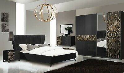 £750 • Buy Modern Full Italian Bedroom Set Furniture With Free Delivery