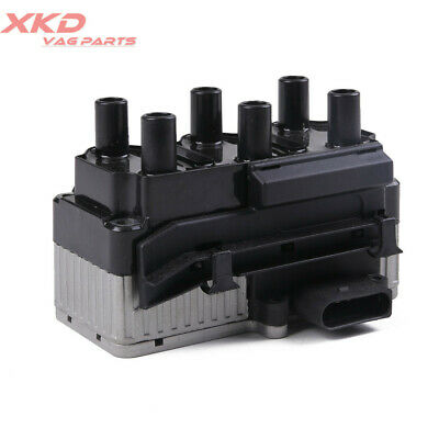 $95.96 • Buy Ignition Coil 021905106C Fit For Golf Jetta 2.8L AFP