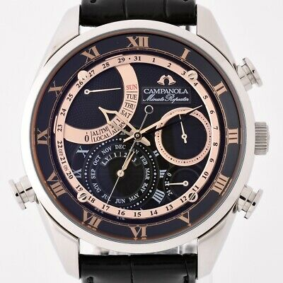 £1934.40 • Buy Citizen Campanola Minute Repeater Ref.AH7061-00E Stainless Men's Watch [b1116]