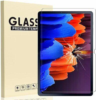 £5.99 • Buy Samsung Galaxy Tab S7 Plus 12.4  2020 T970/T975 Screen Protector Tempered Glass
