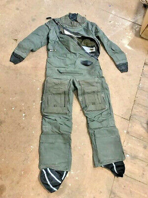 Aircrew Immersion Coverall Suit MK10A Size 7 91 X 99cm 180 To 188cm (S1) • 40£