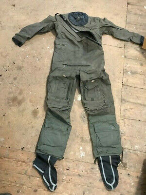 Aircrew Immersion Coverall Suit MK10 Size 7 91 X 99cm 180 To 188cm (S4) • 40£