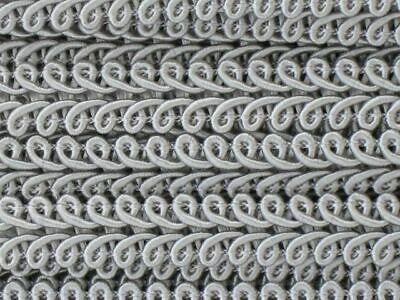 £1.19 • Buy Quality 10 Mm Decorative Trim Silky Tape Braid Craft Upholstery Gimp Cord Sewing