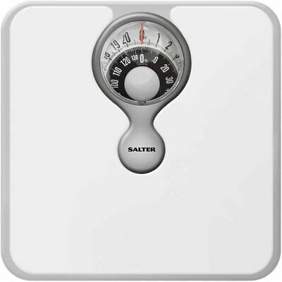 Bathroom Scales Easy To Read Magnified Display For Weighing With Precision White • 16.53£