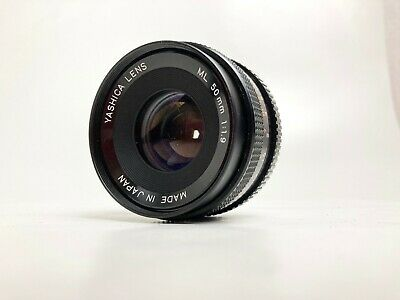 Yashica | ML 50mm F1.9 Lens | Contax Yashica Fit | • 25£