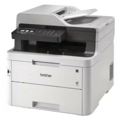 AU532 • Buy Brother (MFC-L3750CDW) Color Laser Wireless Printer- Last One