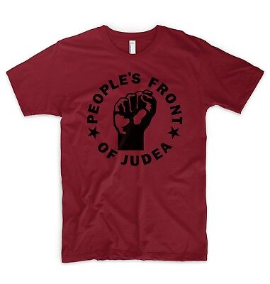 £9.99 • Buy People's Front Of Judea T Shirt Life Of Brian Monty Python I'm Not The Messiah