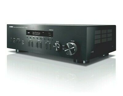 YAMAHA MusicCast R-N402D Network Receiver With Airplay, Bluetooth & DAB - Black • 320£