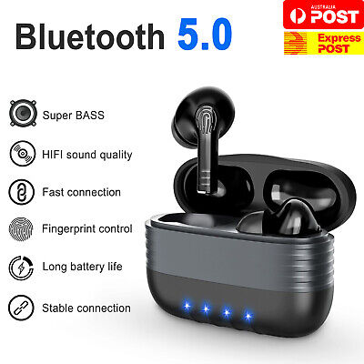 AU29.99 • Buy TWS Wireless Bluetooth 5.0 Earphones Headphones Earbuds Headset Waterproof