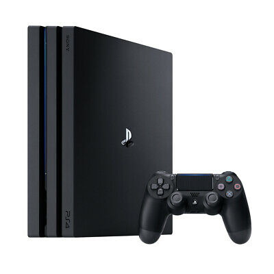 AU498.95 • Buy PlayStation 4 PS4 Pro 1TB Console USED