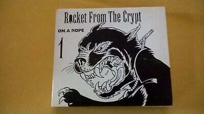 Rocket From The Crypt - On A Rope 3CD Singles • 0.99£