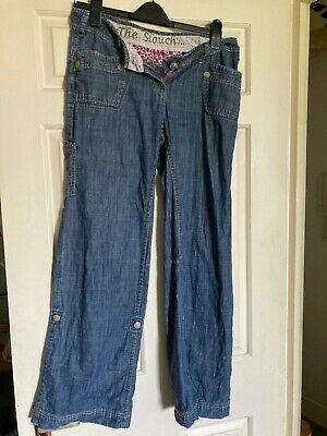 Next Slouch Jeans Size 10 • 4£