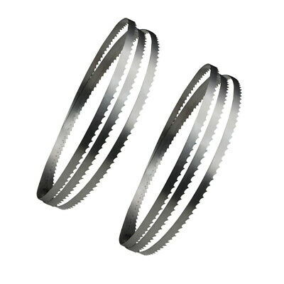 £10.69 • Buy Band Saw Blades 1425x6.35x0.35mm 6,10,14TPI For Nutool HBS190, Silverline 441563