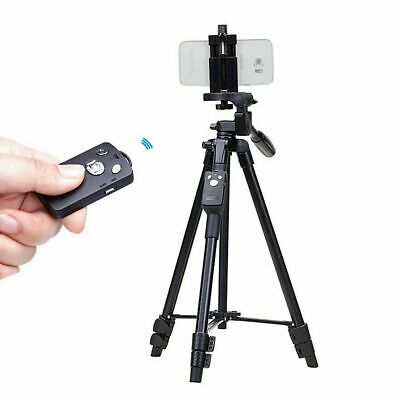 AU49.95 • Buy YunTeng VCT-5208 Tripod With Remote Control For Mobile Phone & DSLR Camera