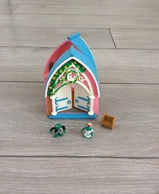 $ CDN34.31 • Buy Teeny Weeny Families Rare Vintage Steam Iron Church Set - Series 1 Collection