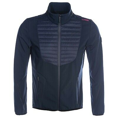 RRP £260 Hugo Boss Blue Down Jacket Mens Size Small Puffer EA7 Gant Bomber Y3  • 160£