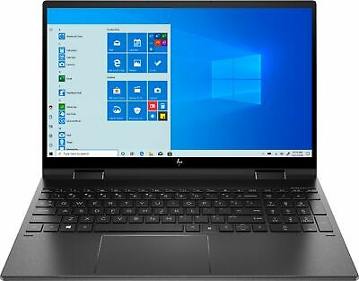 "View Details HP - ENVY X360 2-in-1 15.6"" Touch-Screen Laptop - AMD Ryzen 5 - 8GB Memory - ... • 779.99$"