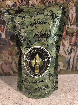 $14.99 • Buy MRE Pocket Survival Ration - Special Forces Edition Military Meal Ready To Eat