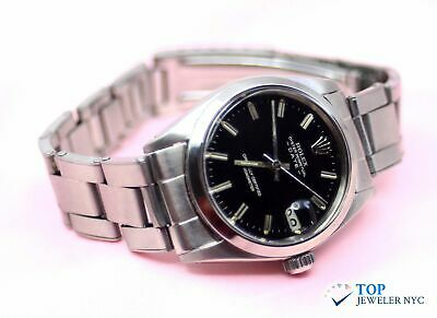 $ CDN3444.93 • Buy Rolex Oyster Perpetual Date Stainless Steel Watch