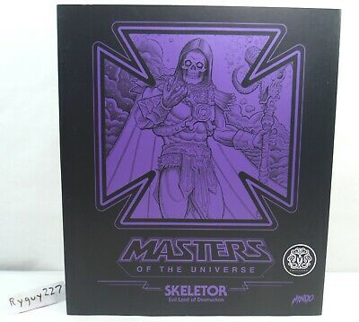 $795 • Buy Mondo Exclusive Skeletor, Masters Of The Universe, 1/6 Scale, 12 Inch, He-Man