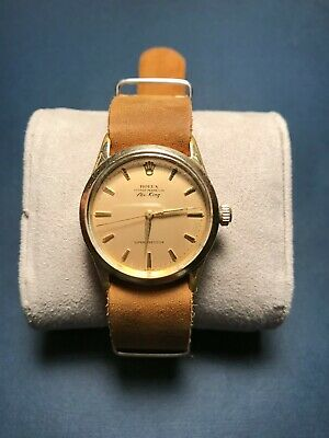$ CDN1305.34 • Buy Vintage Rolex Air King Super Precision Butterfly Rotor 1530 Calibre Movement
