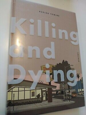 Killing And Dying By Adrian Tomine (Hardback) Faber  • 6£