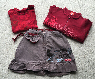 Four Piece Marese Girls Set Age 4 Years  • 20£