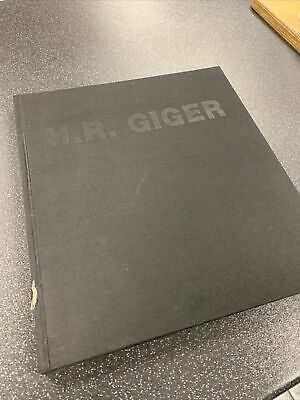H R Giger Signed Limited Edition Book 80 Of Only 100. Visioni Di Fine Millennio • 73£