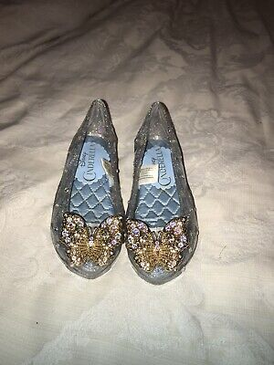 (Reduced) Disney Store Cinderella Shoes • 40£