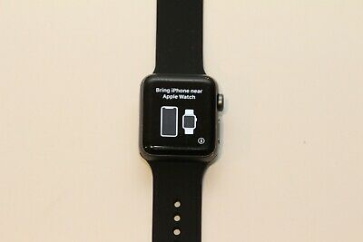 $ CDN195.44 • Buy Apple Watch Series 3 38mm LTE GPS MTGH2LL/A - Space Gray