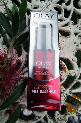 AU17 • Buy Olay Regenerist Advanced Anti-Ageing Miracle Boost Youth Pre-Essence Serum 40mL