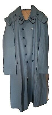 WW1 French Army Uniform Horizon Blue Greatcoat • 80£