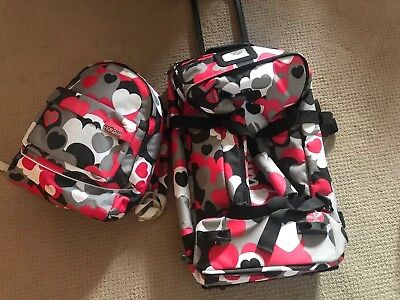 Animal Luggage Suitcase 100l (matching Rucksack On Other Listing) • 55£