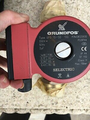 Grundfos 15-50 130 Central Heating Pump • 25£
