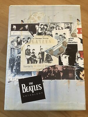 The Beatles Anthology DVD • 9.69£