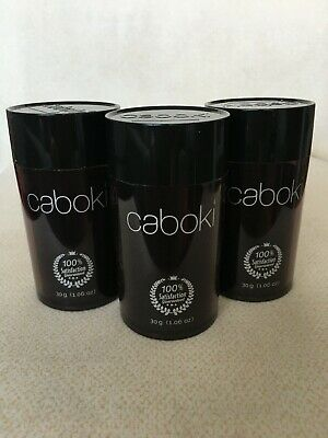 Caboki Hair Building Fibres, Hair Loss Concealer 30g • 8.99£