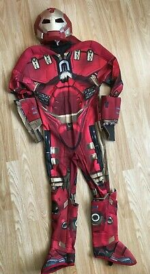Avengers Hulk Buster Costume With Mask Size 3-4 • 2.90£