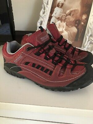 Regatta Edgepoint Breathable Walking Shoes Size 8 • 14£