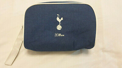 ONE HOT SPUR F.C. Official Membership Wash Bag Blue  • 7£