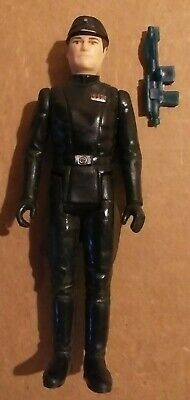 $ CDN5.23 • Buy Vintage Star Wars Loose Imperial Commander Complete Near Mint Hk Coo