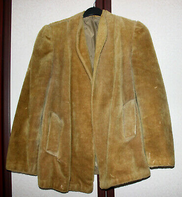 Genuine Ladies WW2 Utility Jacket. 1941/2. Size 14-16. Teddy Bear Fur. Re-lined  • 44.99£
