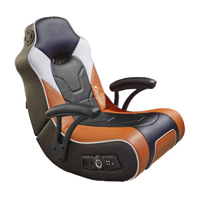 AU419.95 • Buy X Rocker G-Force Sport 2.1 With Subwoofer Floor Rocker Gaming Chair NEW