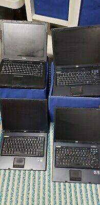 $ CDN30.18 • Buy Lot Of 4 Laptops -for Parts Only - HP & DELL - No Power Cords