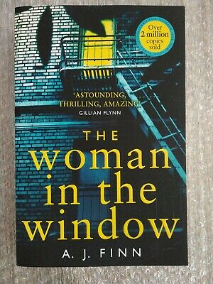 AU4.99 • Buy The Woman In The Window By Finn A. J. (Paperback, 2018), Fiction Thriller